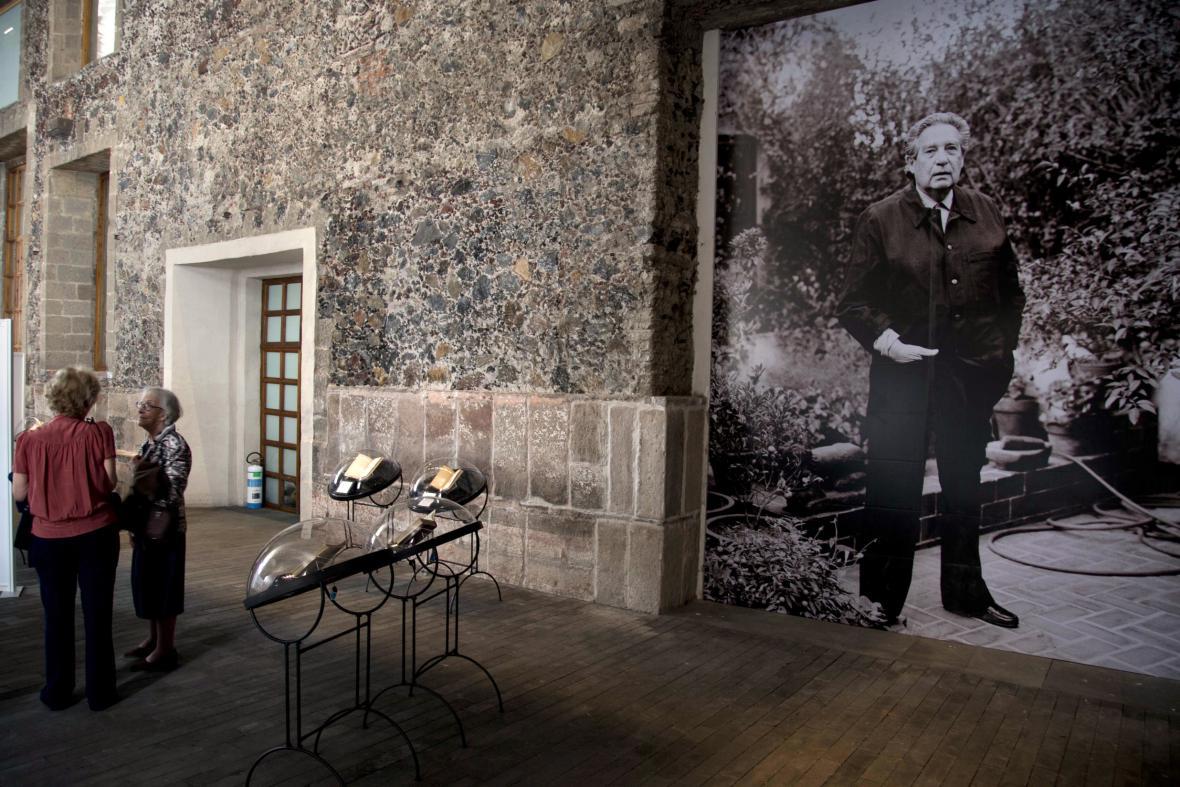 S výročím narození Octavia Paze je spojená také výstava