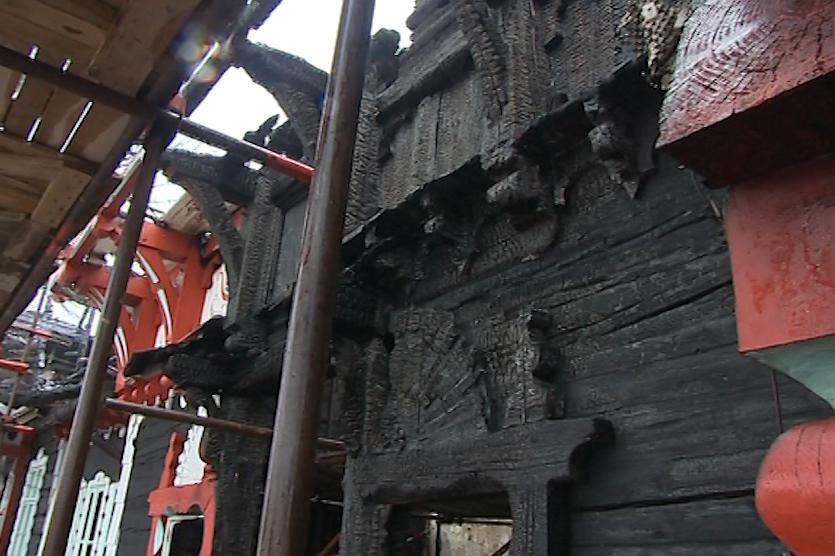 Plameny způsobily škodu 80 milionů korun