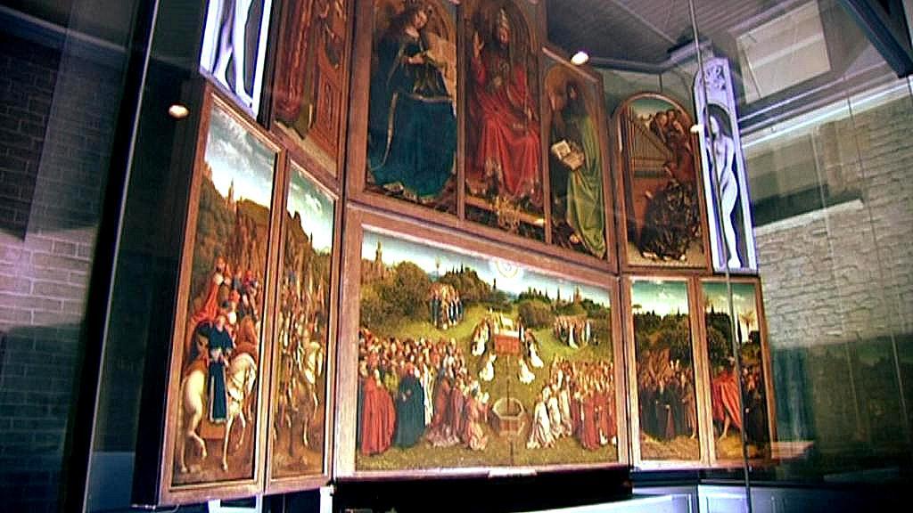 Gentský oltář