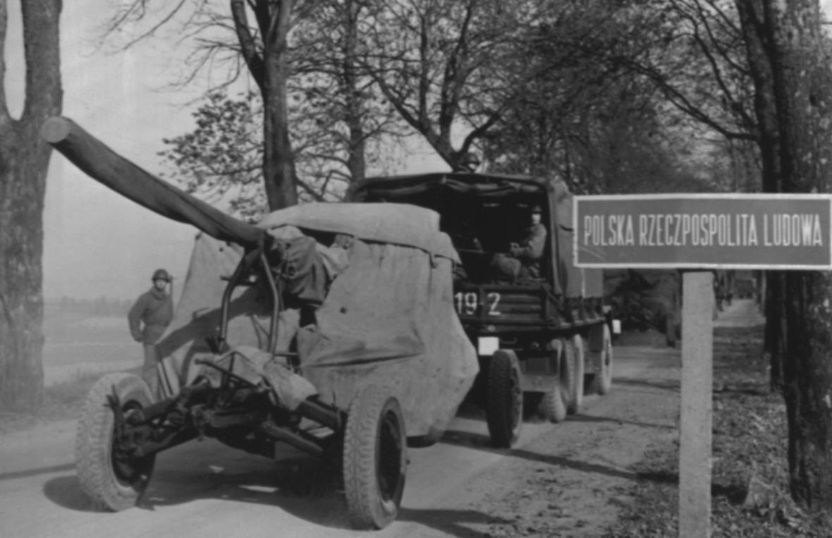 Okupace Československa v roce 1968 Polskou lidovou armádou
