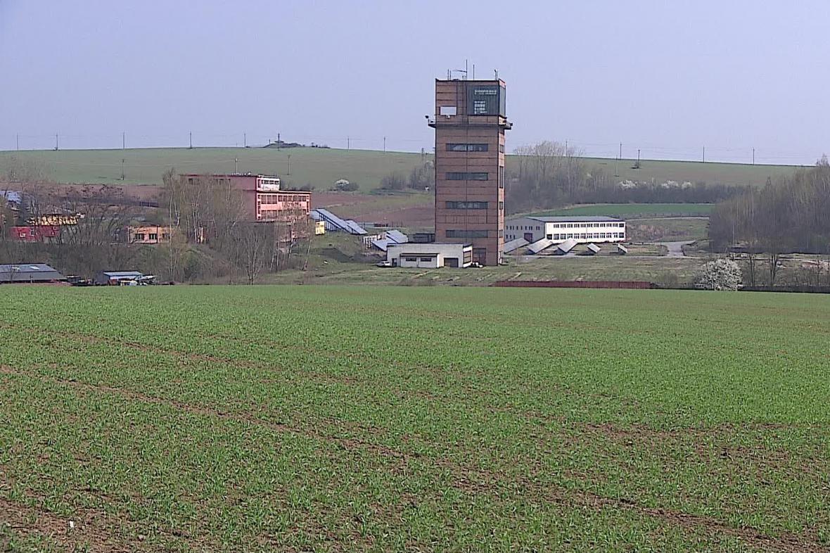 Důl Jindřich II fungoval do roku 1991
