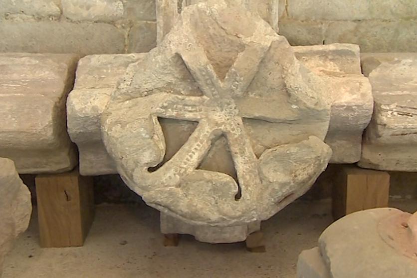 Některé exponáty jsou i 800 let staré