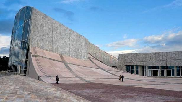 Knihovna a archiv v Santiagu de Compostela