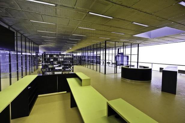 Vědecká knihovna UJEP v Ústí nad Labem