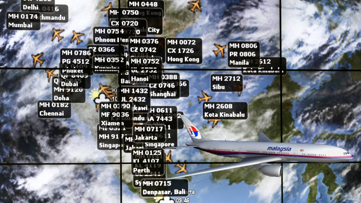 Pátrání po letu MH370