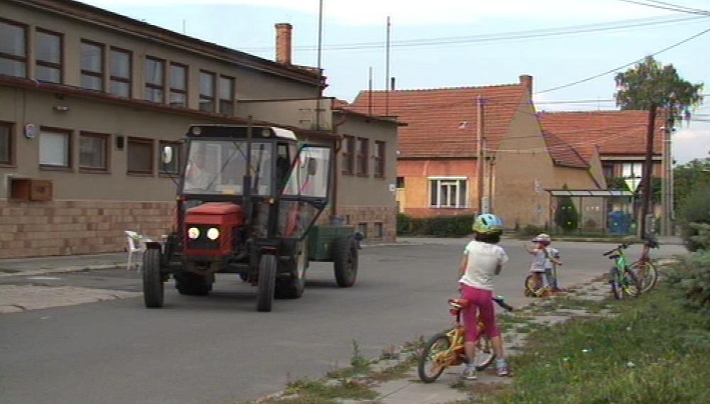 Bedřichovice v dokumentu Jana Gogoly ml.