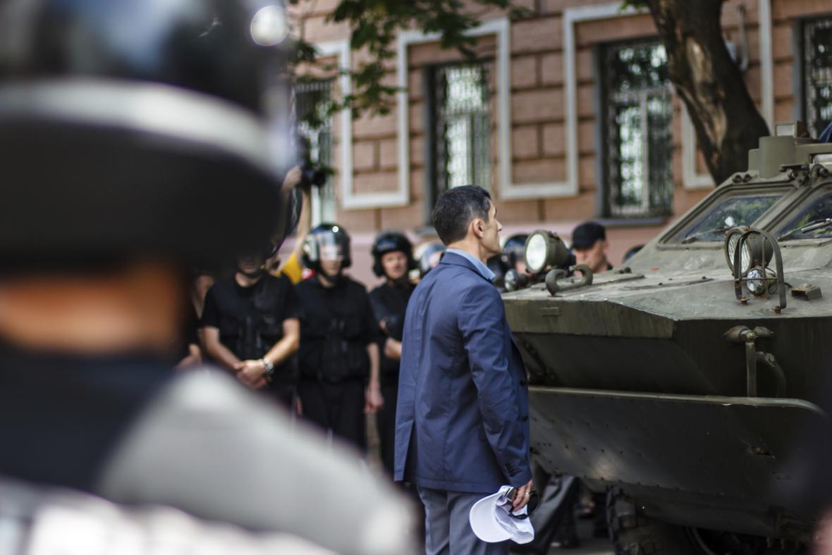 Ukrajinský vzdor