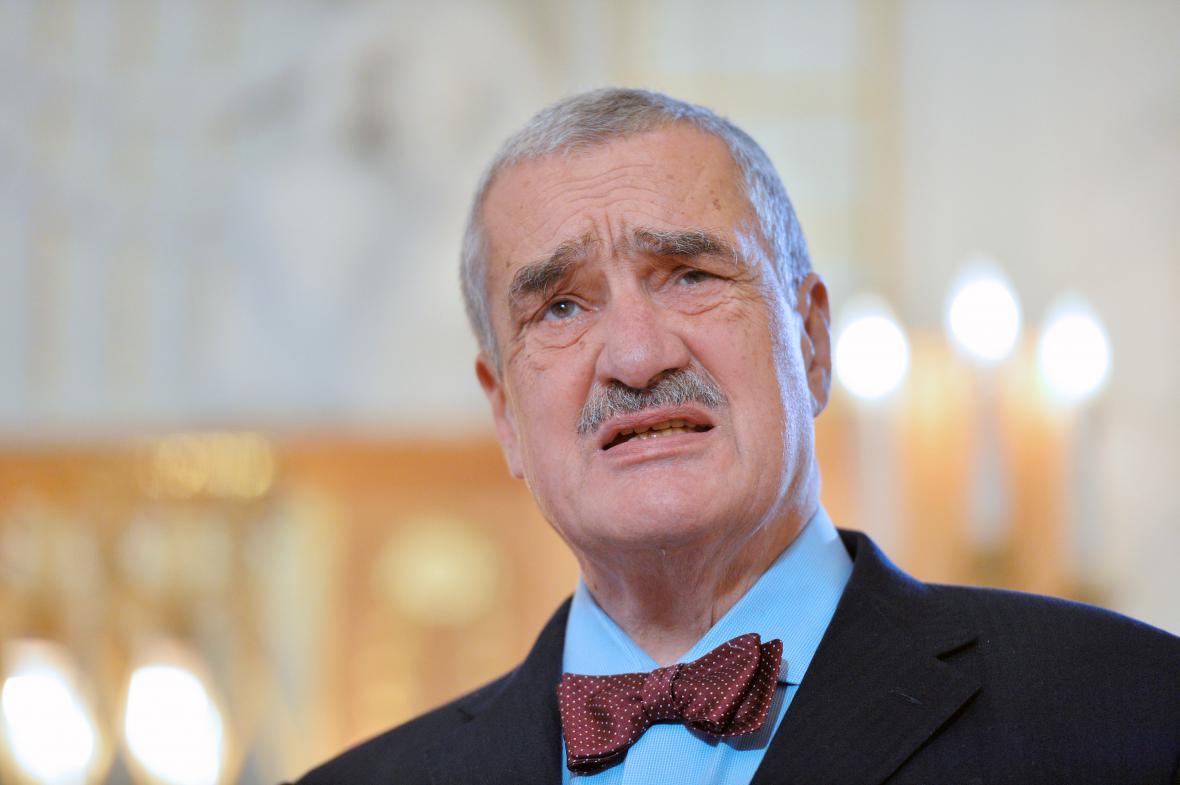 Karel Schwarzenberg (TOP 09)