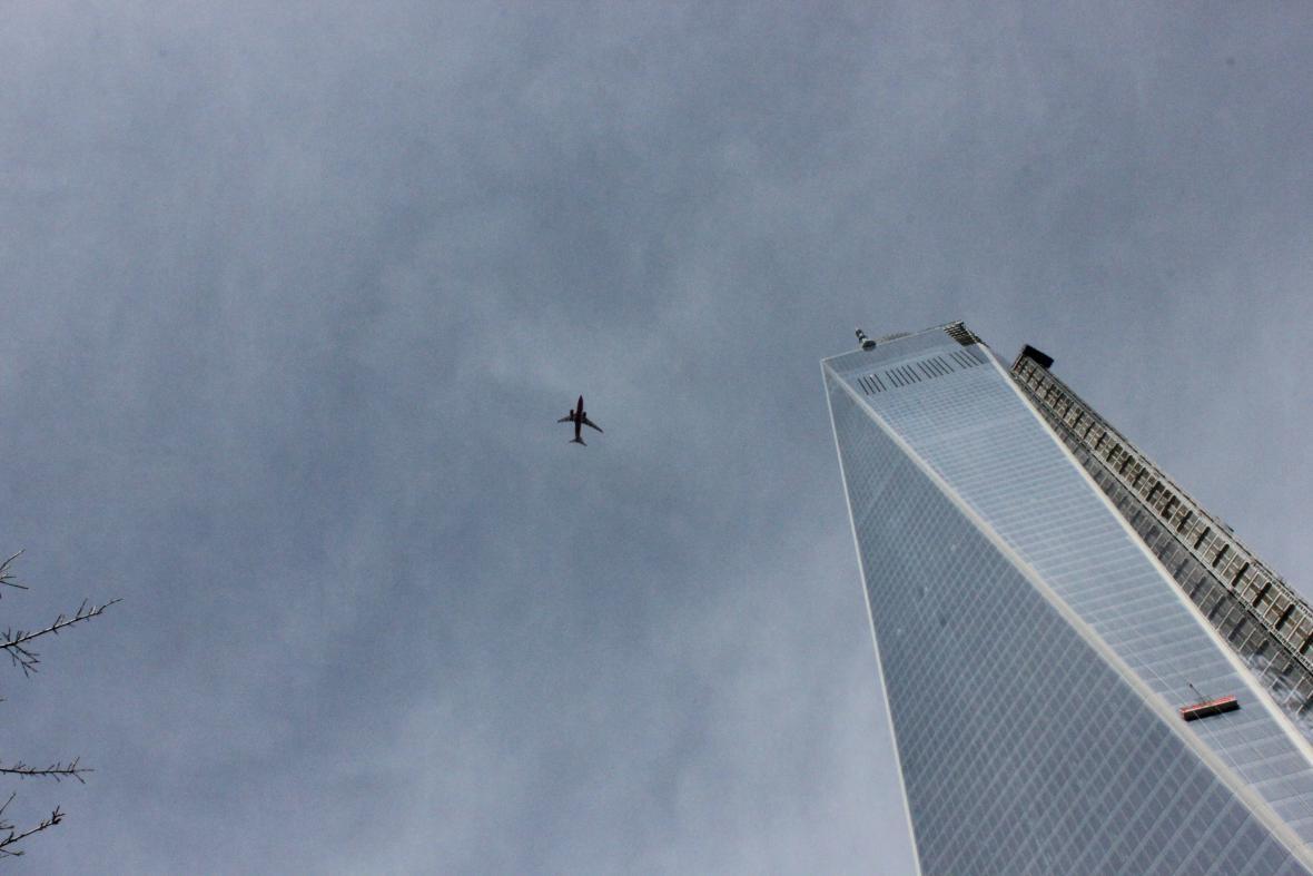 Nová budova World Trade Centra