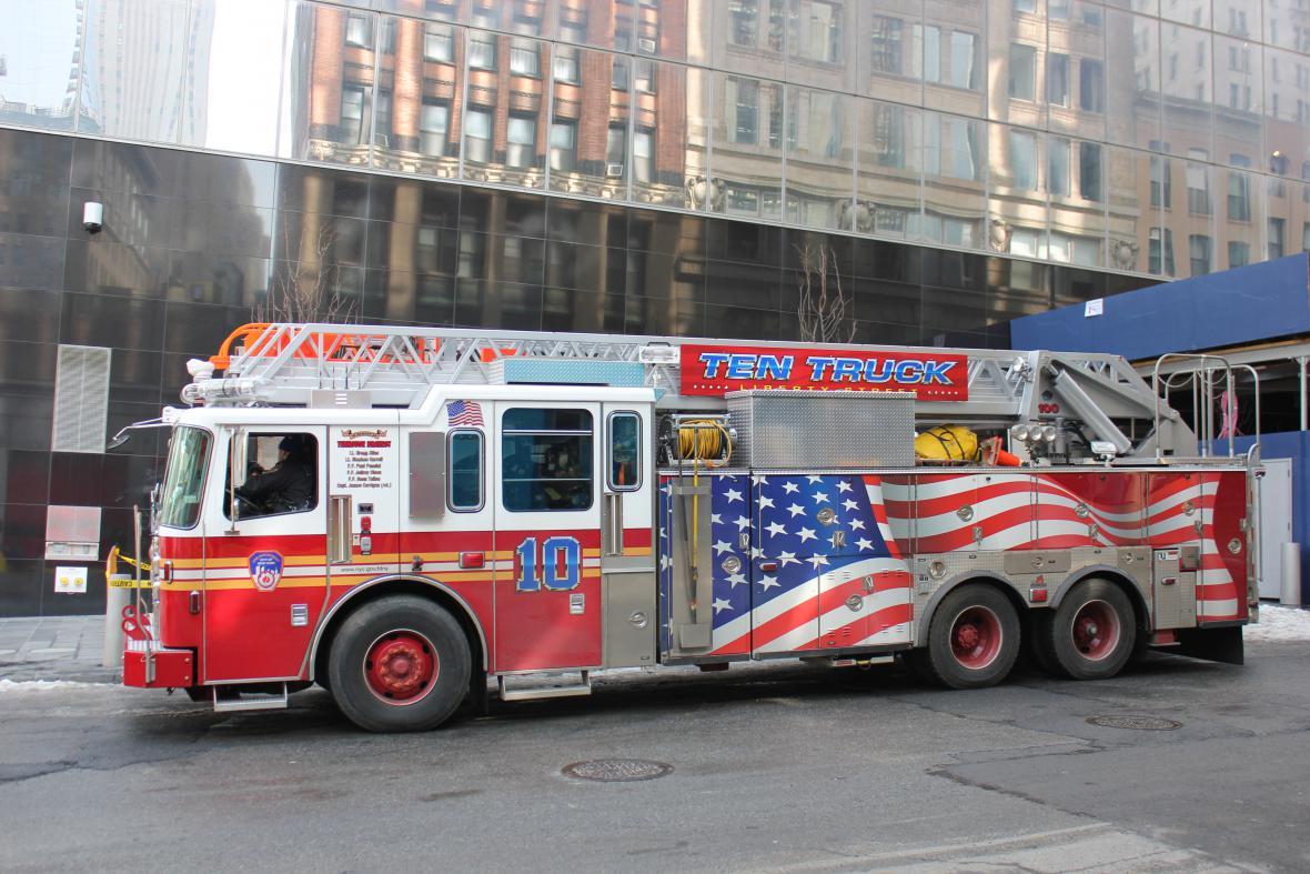 Newyorští hasiči