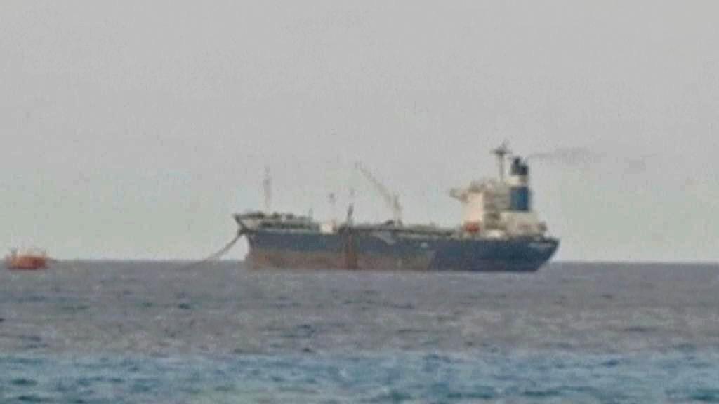 Severokorejský tanker