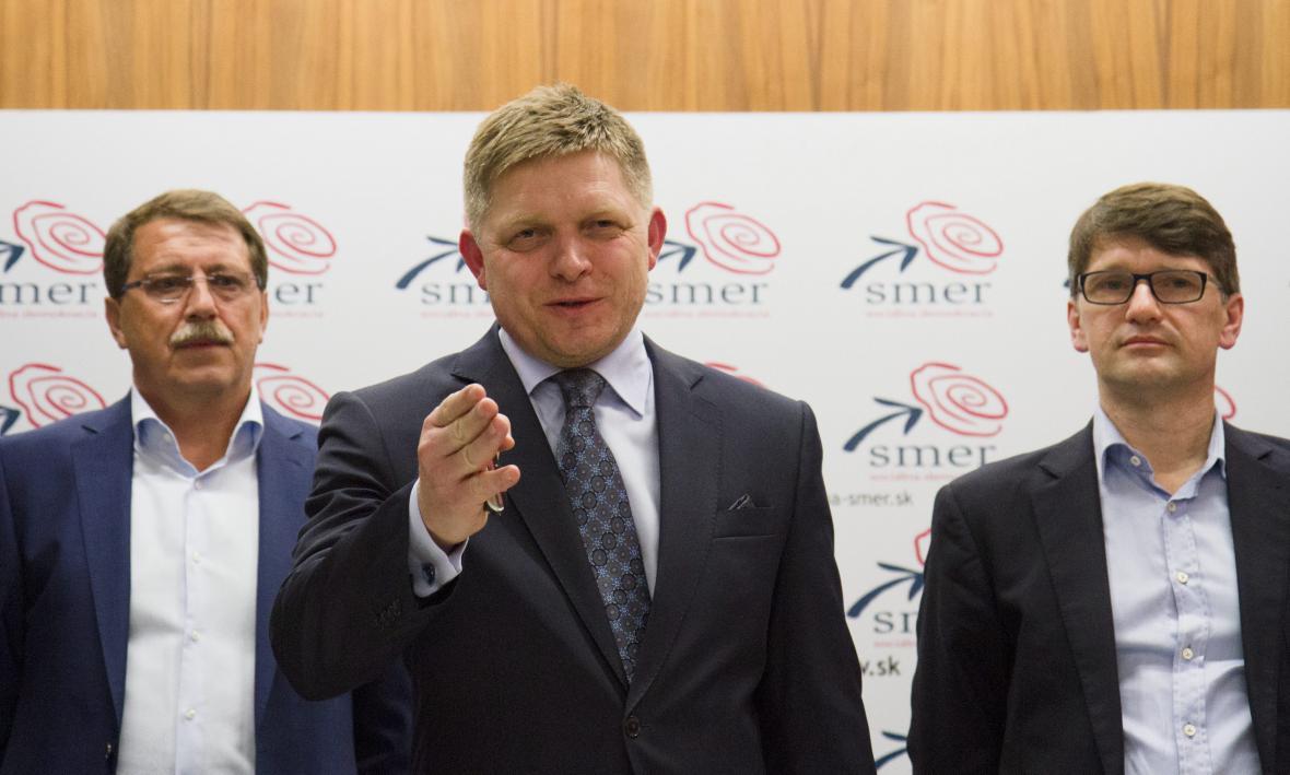Robert Fico uznává svou porážku