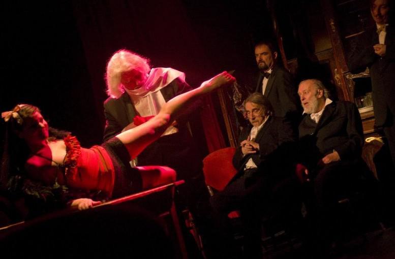 Rozvzpomínání -  Divadla Husa na provázku
