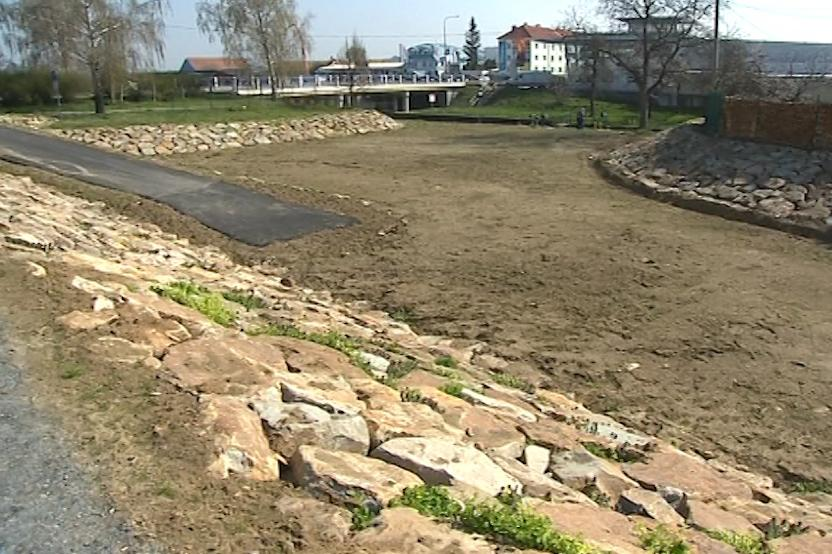 Úprava koryta ochrání obyvatele Starého města i Uherského Hradiště