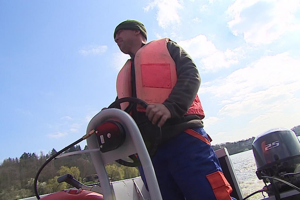 Povodí Moravy platí za údržbu přehrady miliony korun ročně