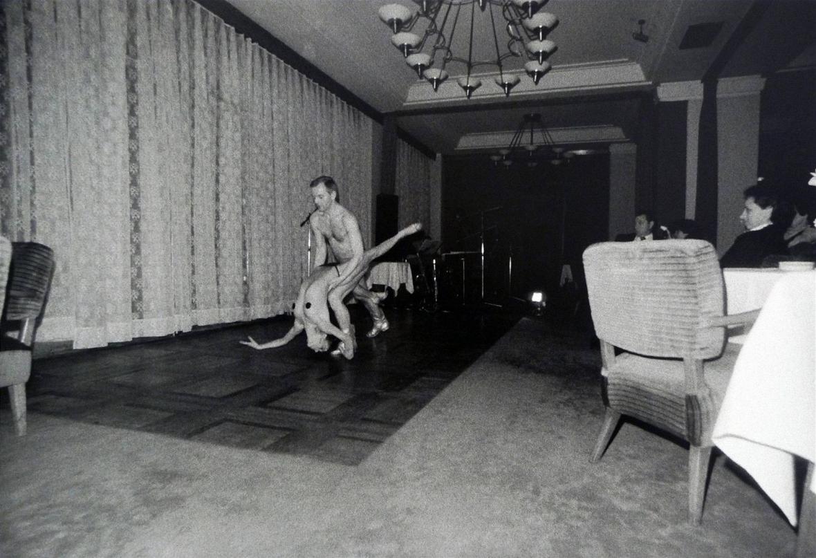 Jan Jindra, Silvestr v hotelu Jalta