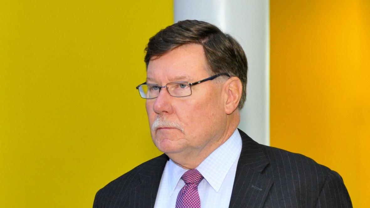 Bývalý šéf Tatry Ronald Adams