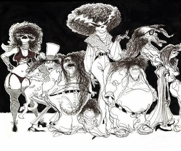 Kresba Tima Burtona