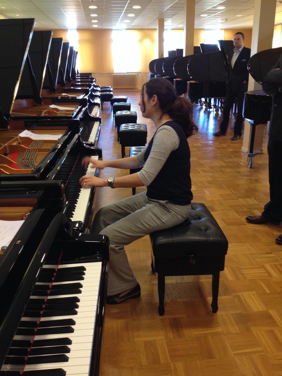 Brněnští hudebníci vybírali z osmi nástrojů