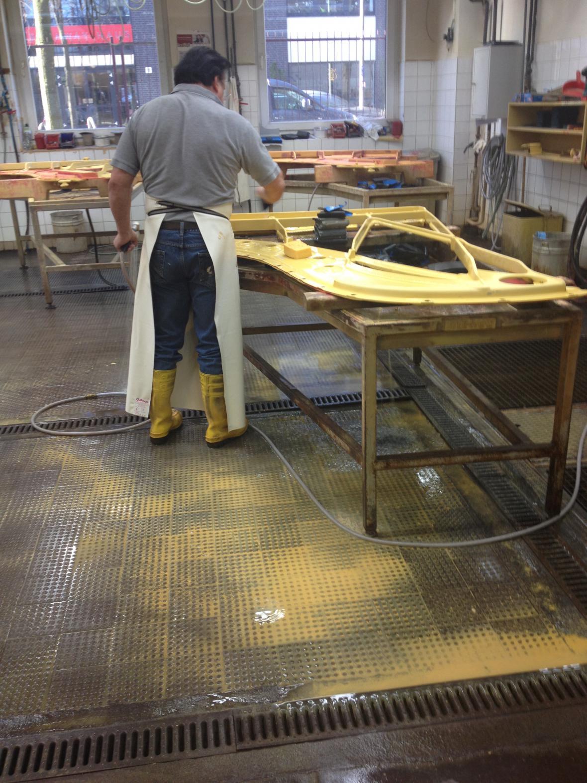Továrna Steinway & Sons v Hamburku