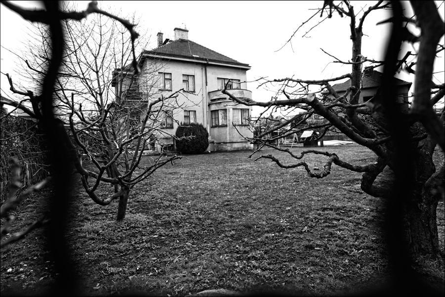 Rodinná vila Hrabalových v Nymburce