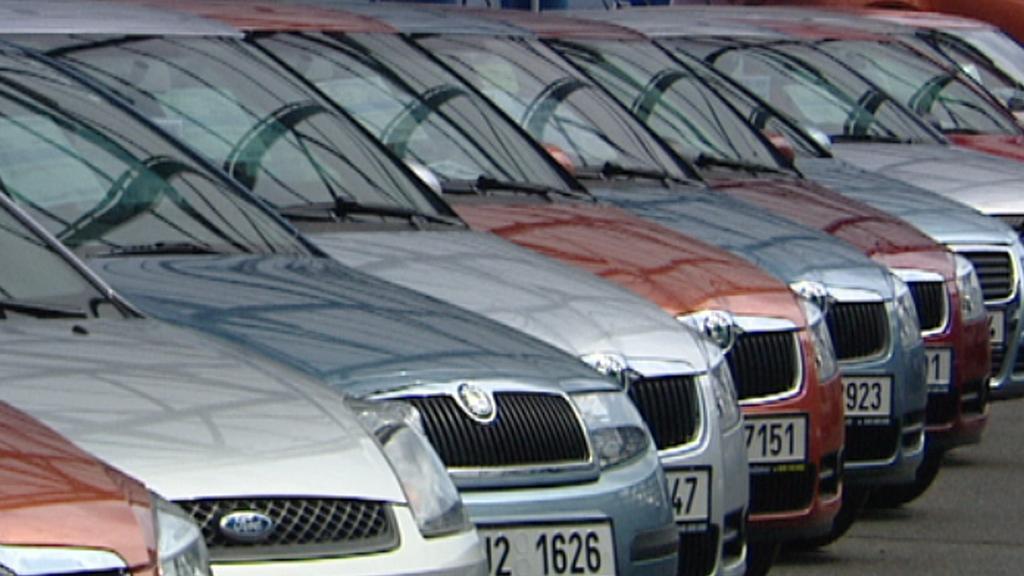 Prodej automobilů