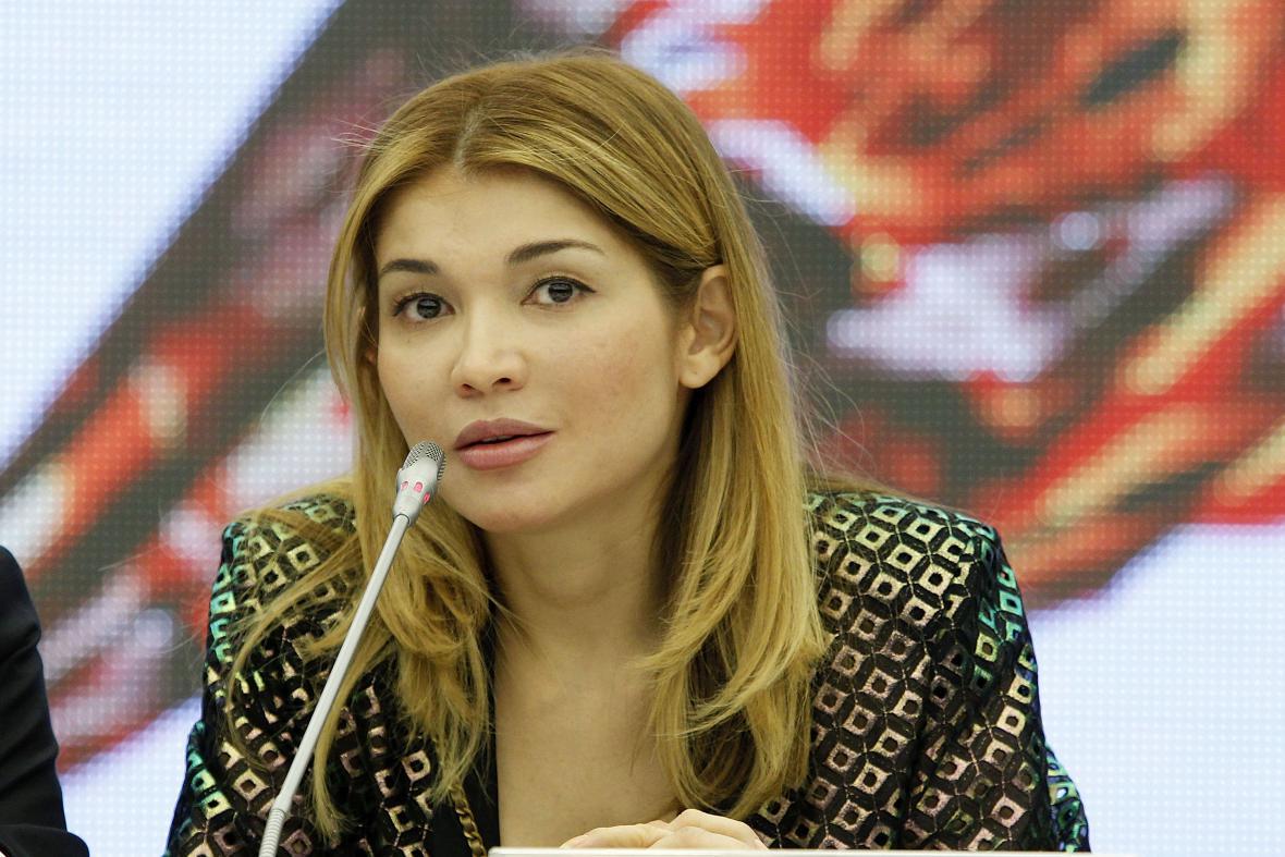 Gulnara Karimovová