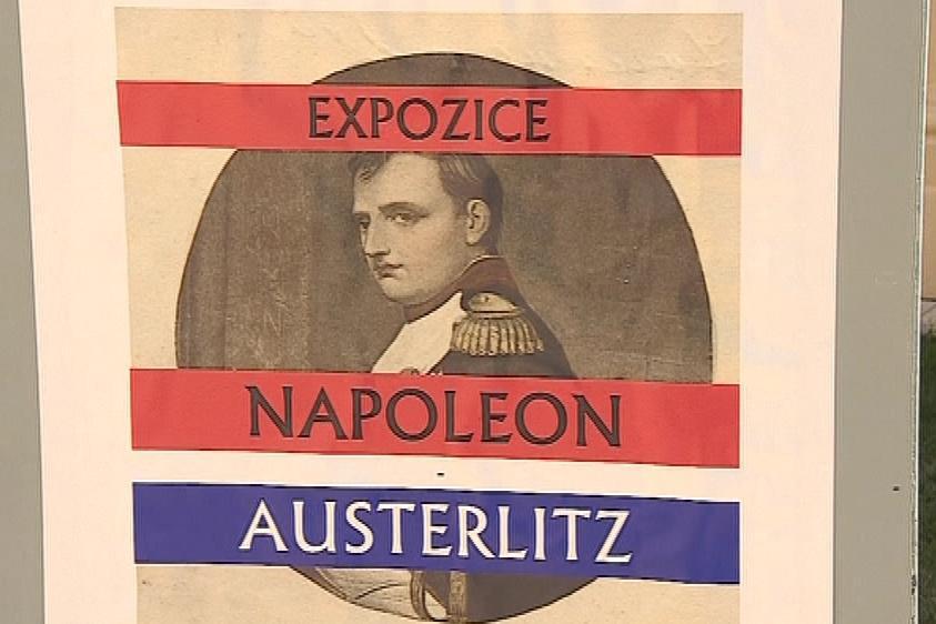 Jádrem sporu je výstava Napoleon - Austerlitz