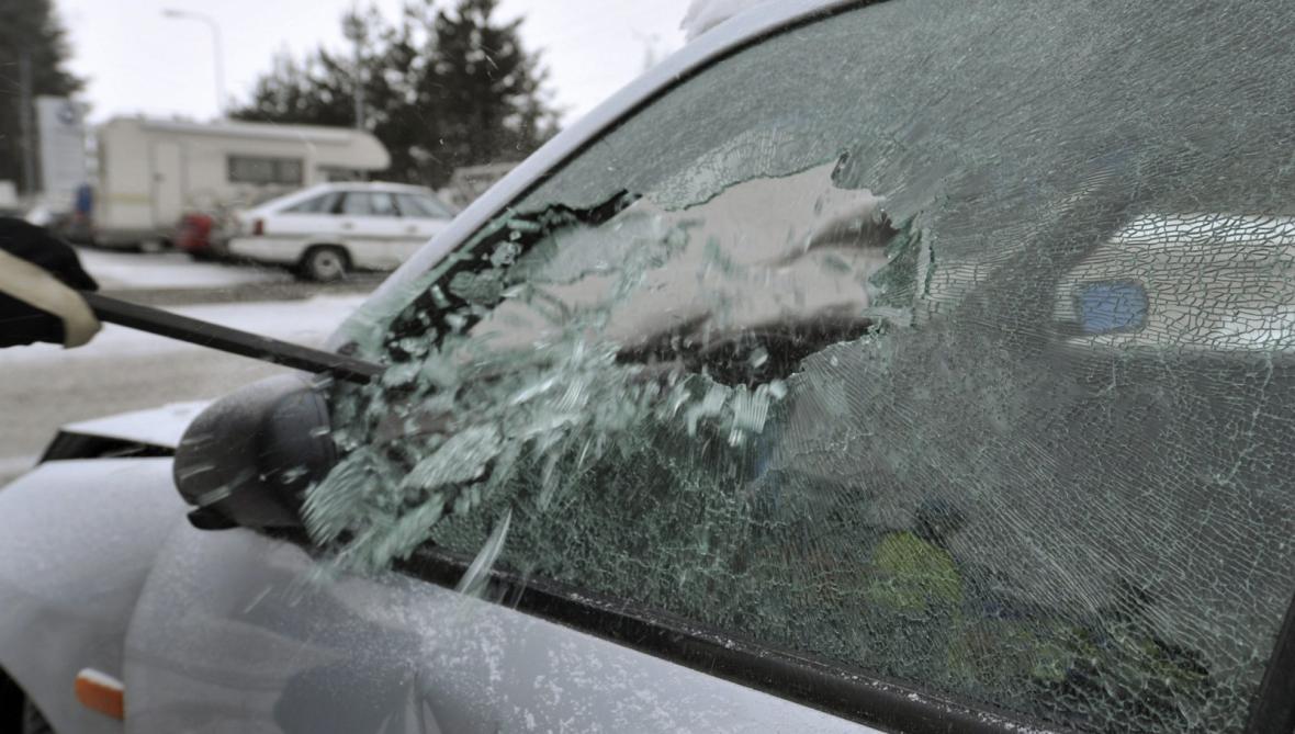 Krádež automobilu