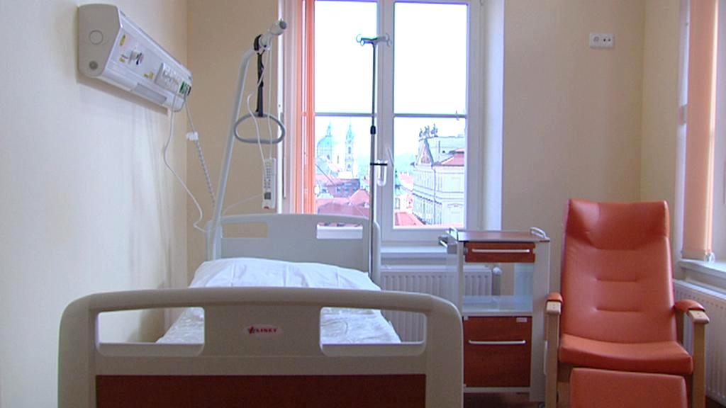 Nemocnice milosrdných sester má paliativní oddělení