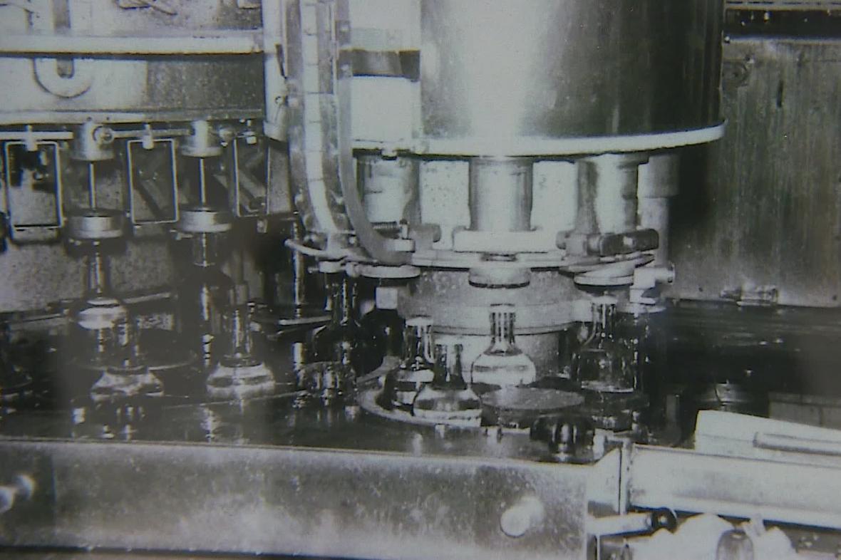 Stará výrobní linka