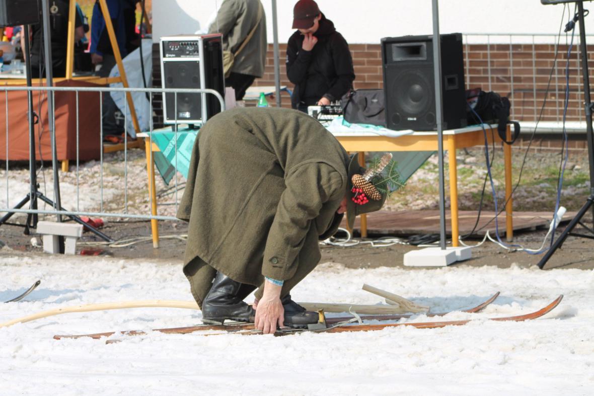 Ukončení zimní sezony pod dohledem Krakonoše