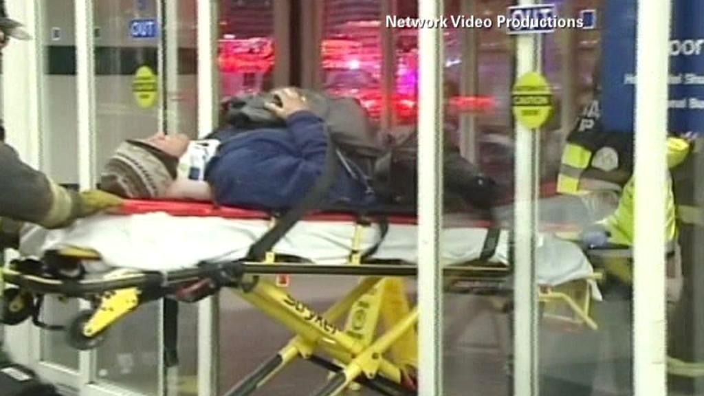 Při nehodě vlaku v Chicagu se zranily desítky osob