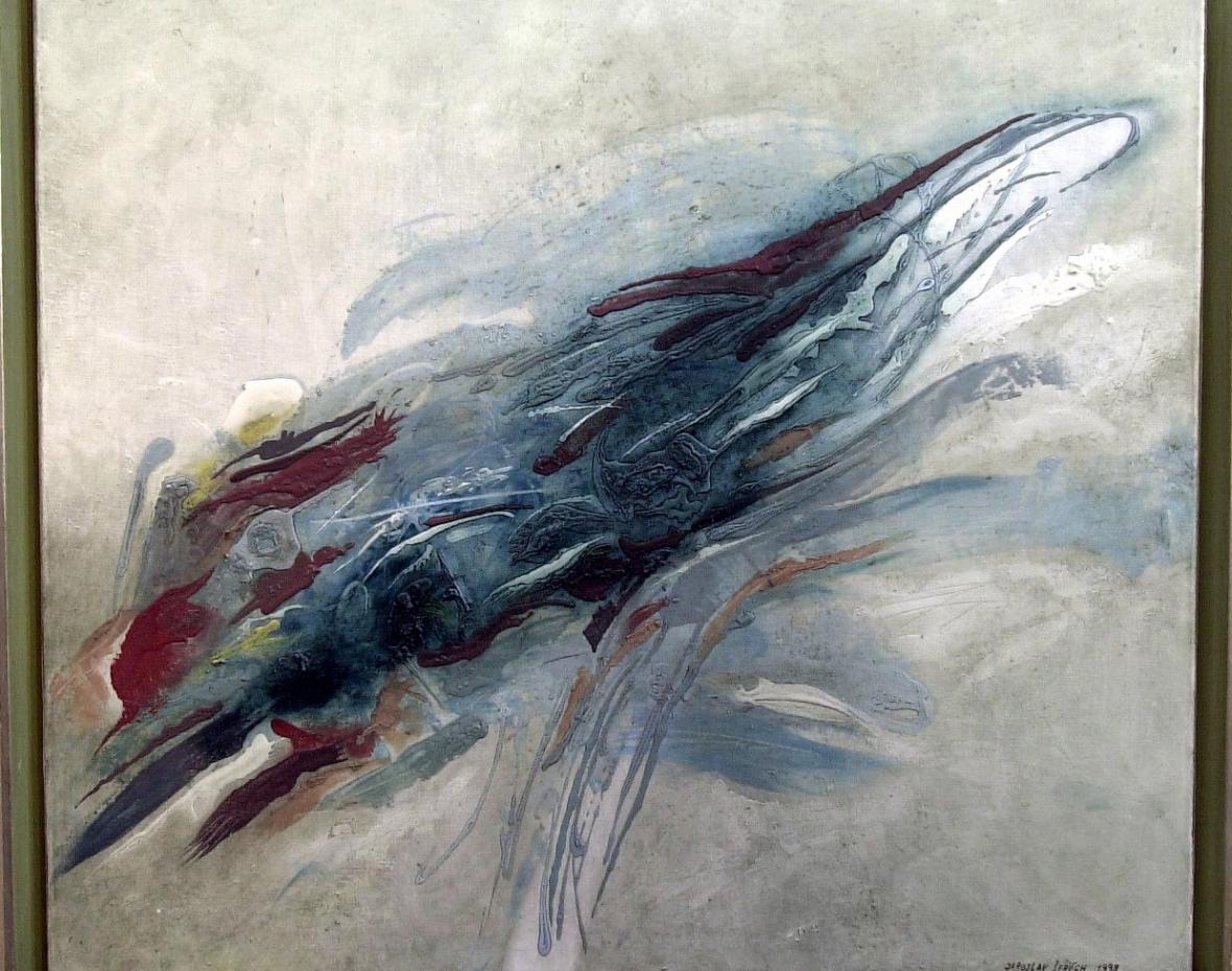 Jaroslav Šerých / Dávná reminiscence, 1998