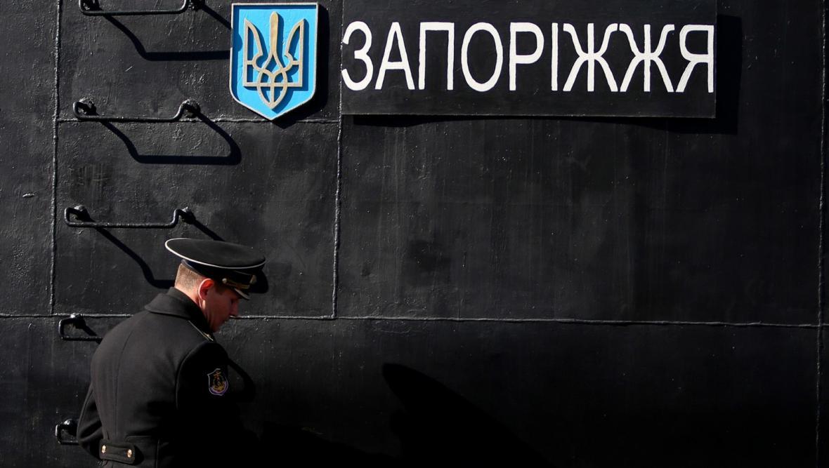 Ukrajinské námořnictvo v ruských rukou