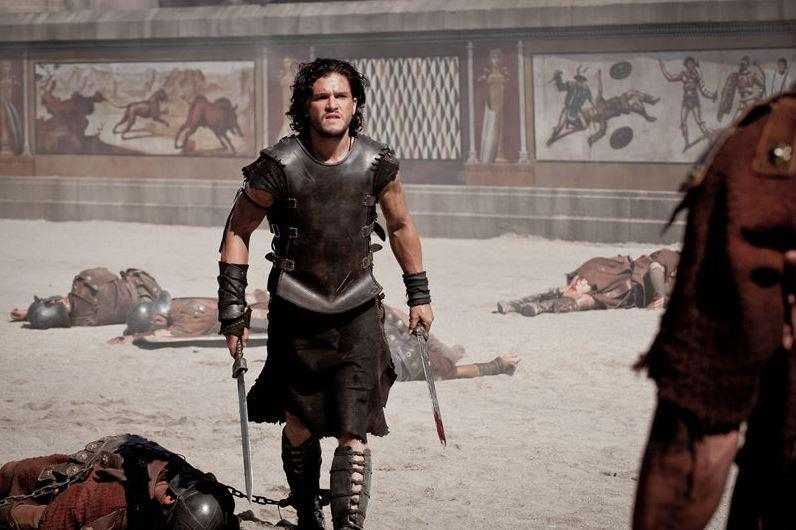 Pompeje (Kit Harington)