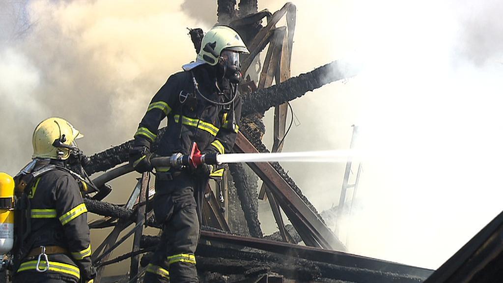Výbuch ve Vítkově