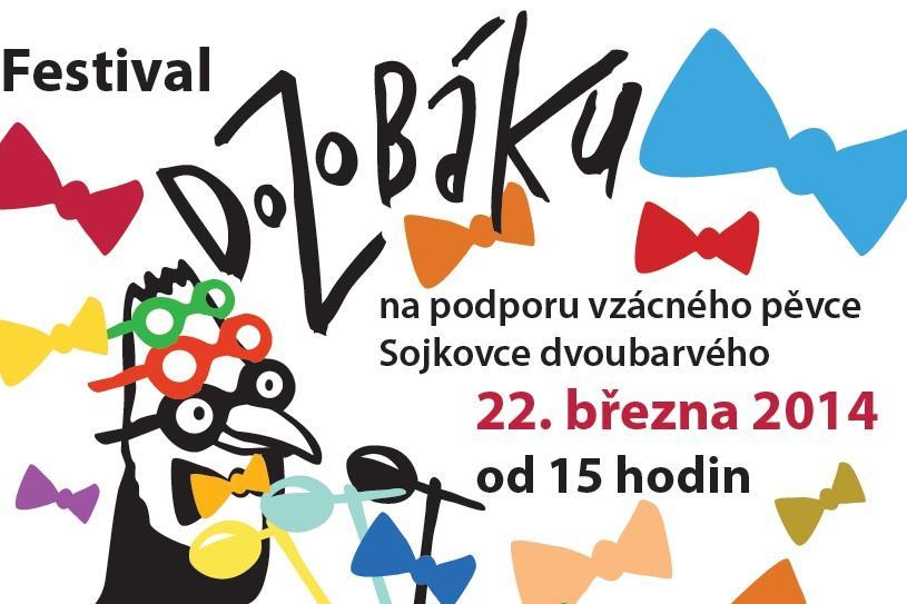 Festival Do zobáku (detail plakátu)