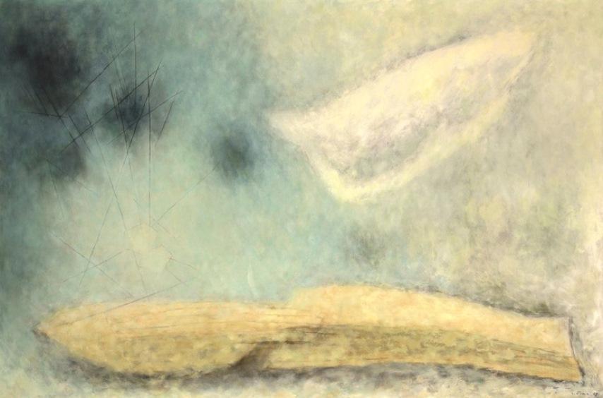 Josef Šíma / Země světlo, 1967