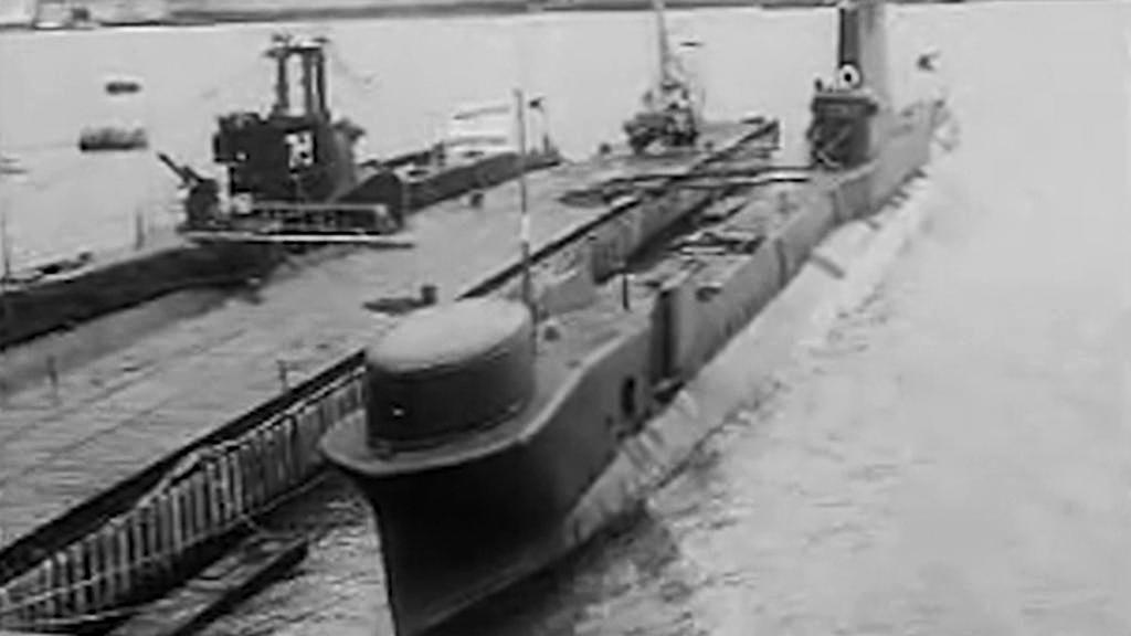 Ponorka Dakar