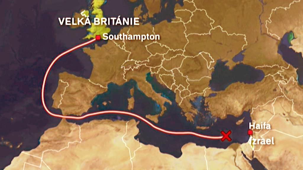 Poslední cesta ponorky Dakar