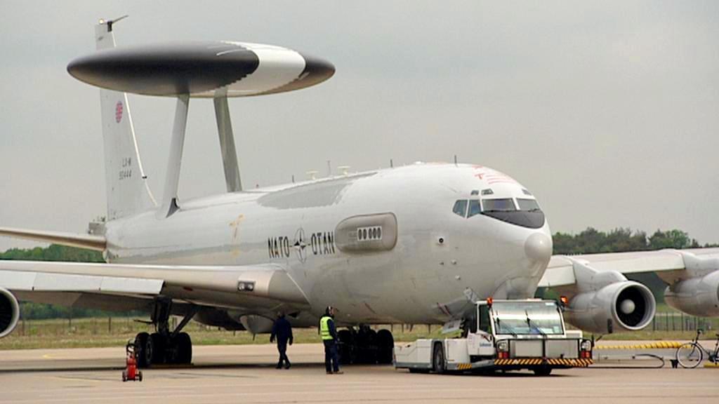 Radarový letoun AWACS