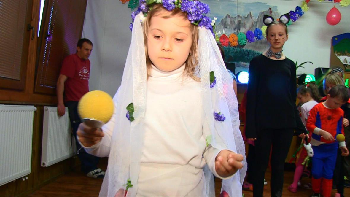 Dětský karneval v Jilemnici