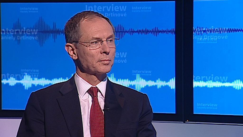 Ekonom Jan Švejnar