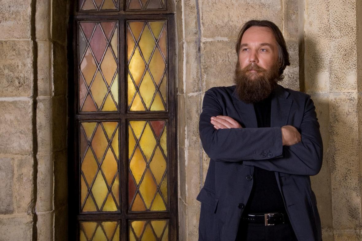 Ideolog Alexandr Dugin