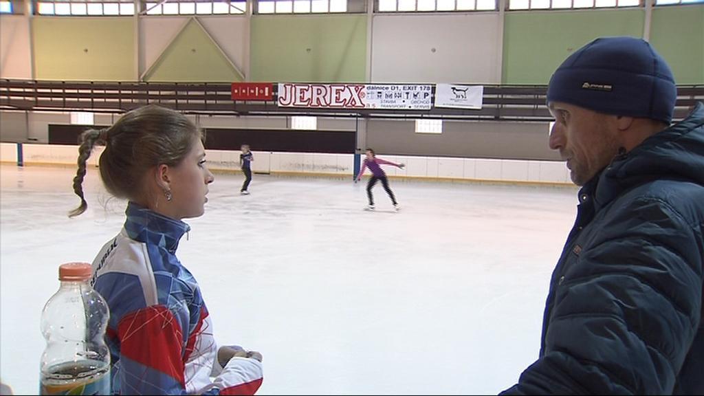 Eliška Březinová se chce na šampionátu v Japonsku probojovat do volných jízd