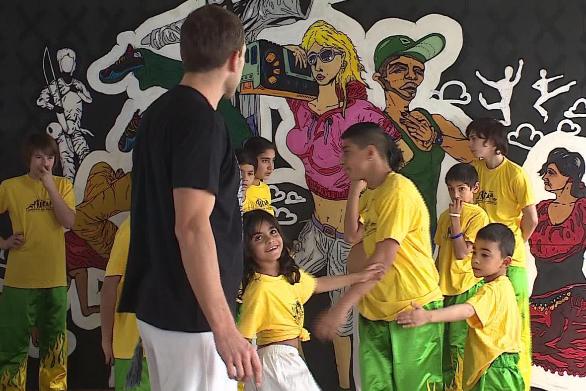 Sport pomáhá dětem uniknout z chudoby