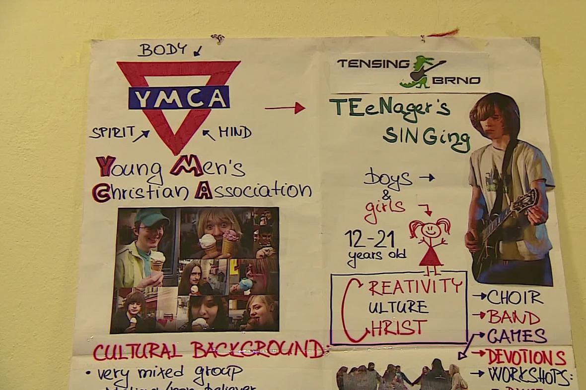 Organizace YMCA pořádá letos šest letních táborů