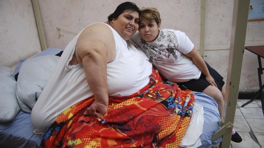 Obezita v Mexiku - Manuel Uribe