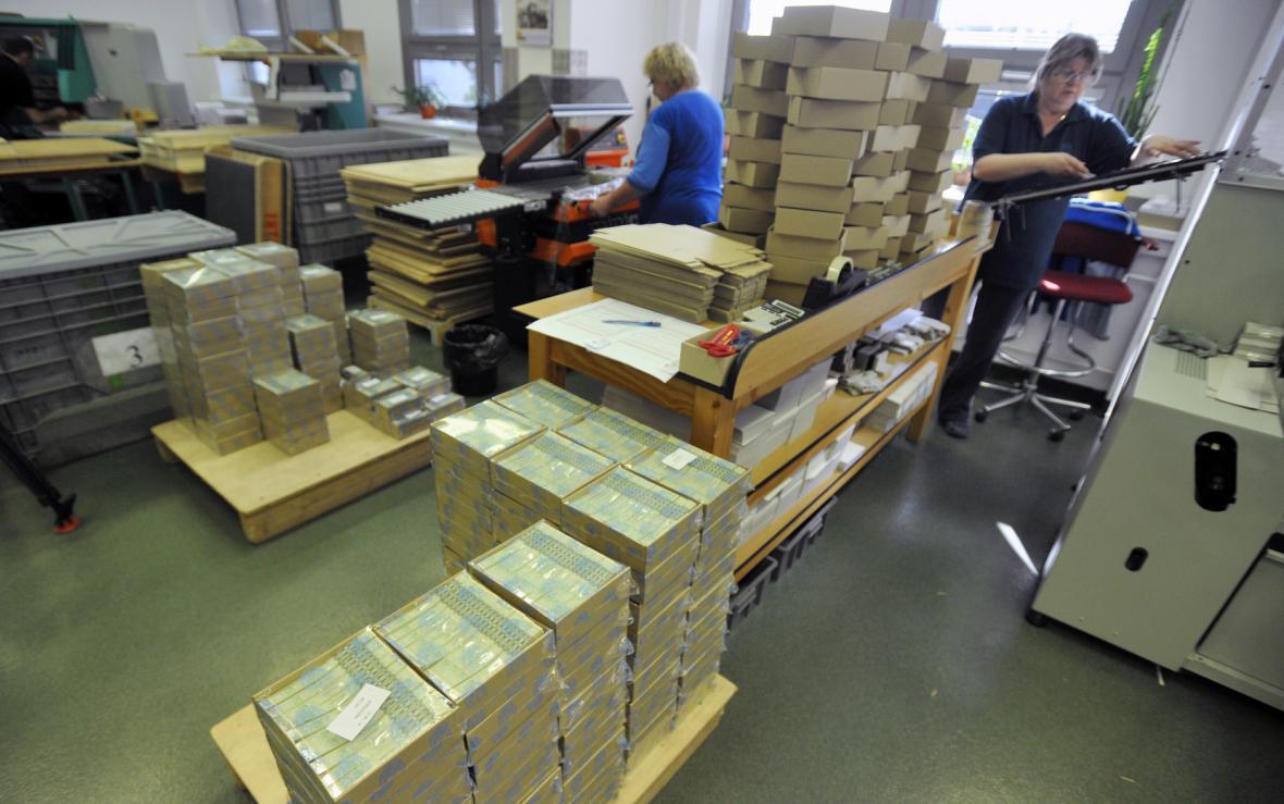Státní tiskárna cenin